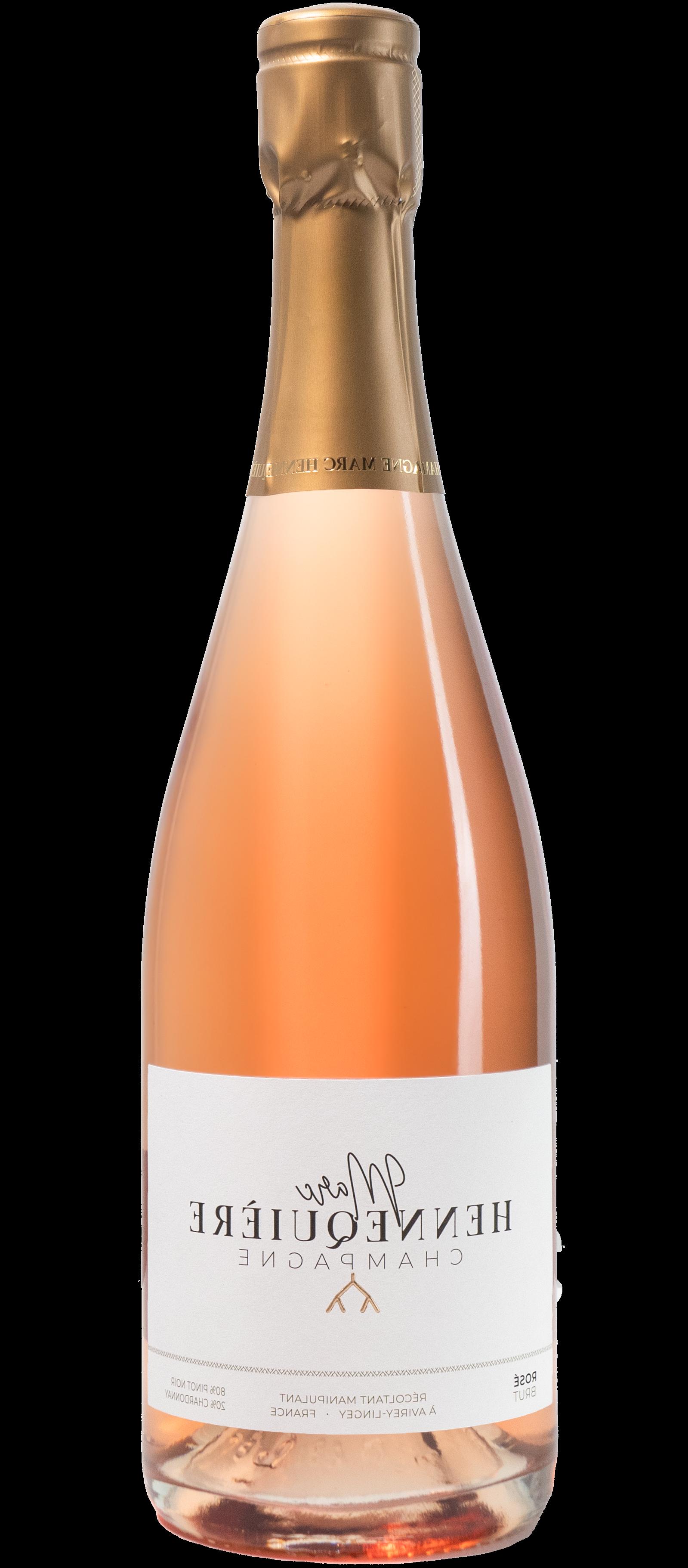 Comment boire le champagne rosé ?