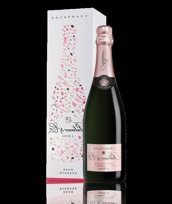 Comment est fait le champagne rosé ?
