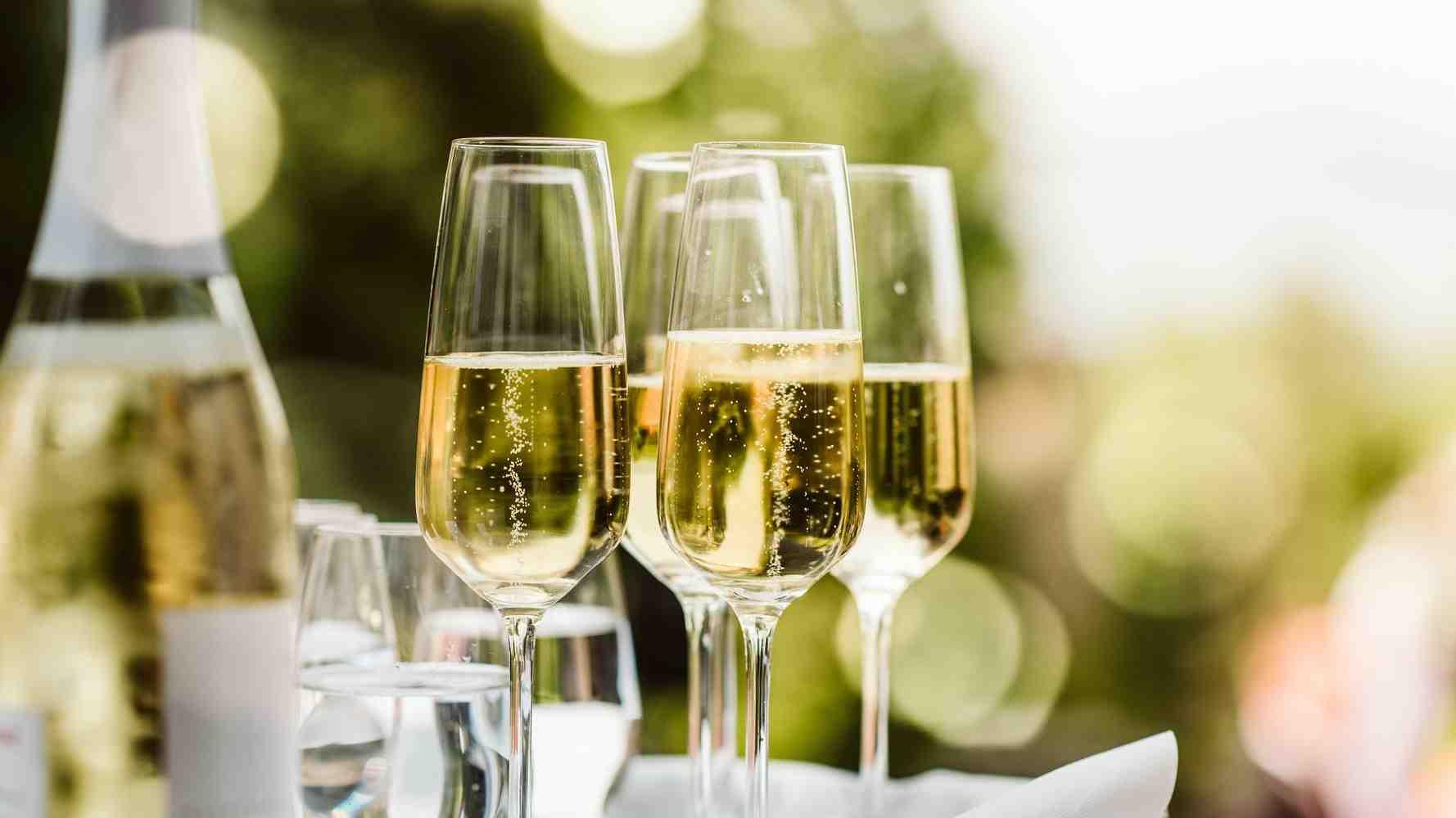 Pourquoi le champagne est un produit de luxe ?