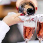 Quand boire du champagne rosé ?