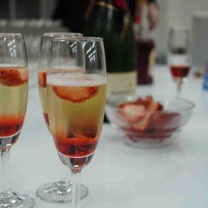 Quel accompagnement avec du champagne ?