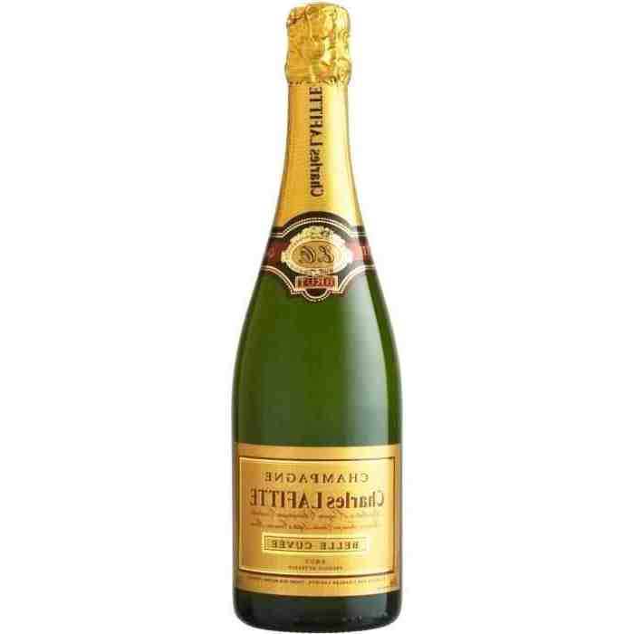 Quel champagne est le plus cher ?