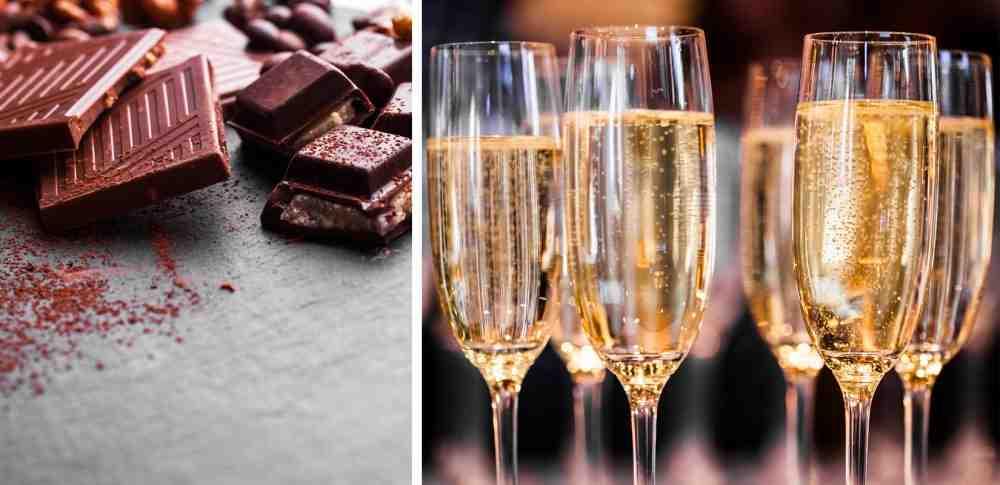 Quel champagne pour tout le repas ?
