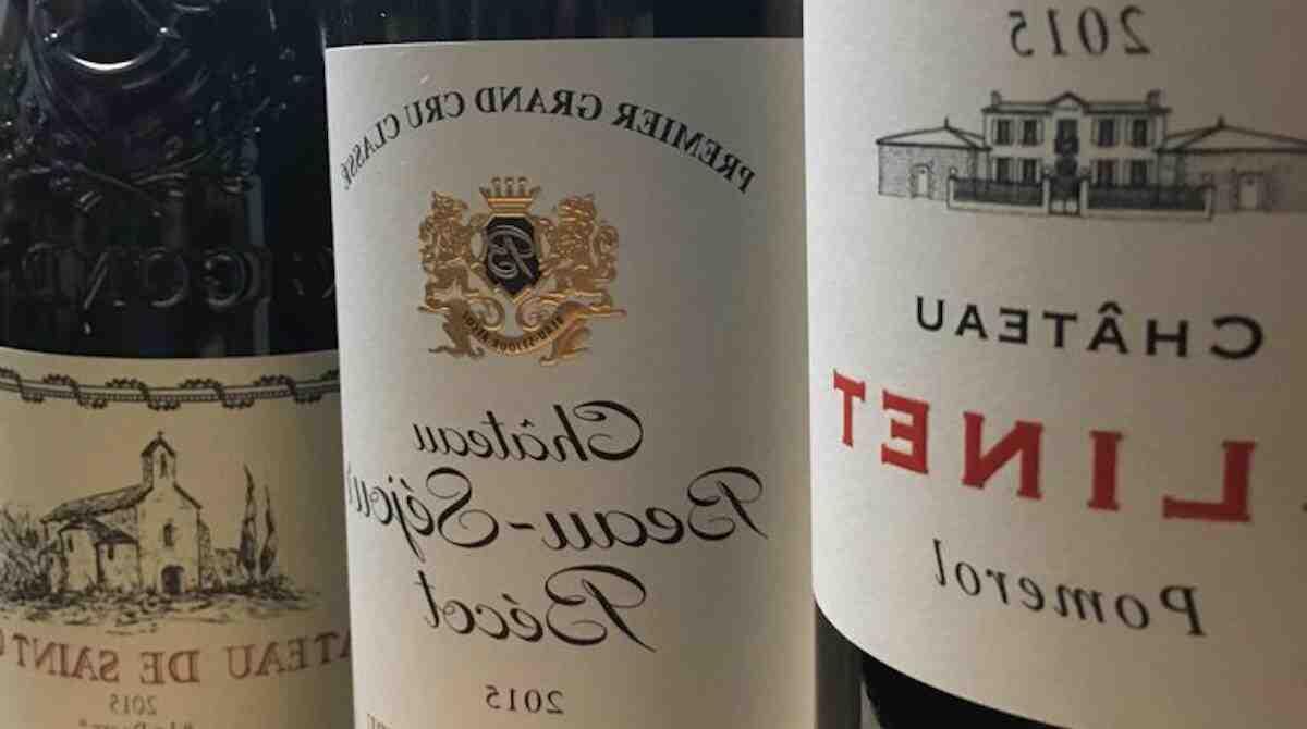 Quel est le plus grand vin français ?