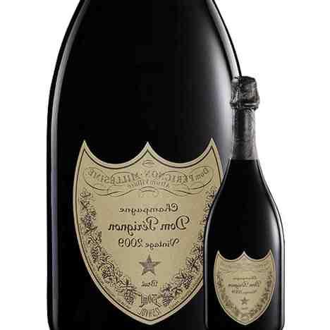 Quel est le prix d'une bouteille de champagne Dom Pérignon ?