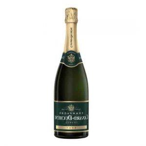 Quel est le prix moyen d'un bon champagne ?