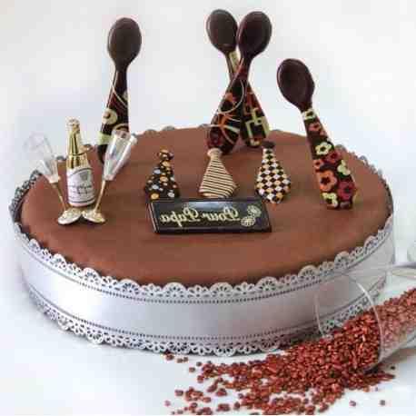 Quel gâteau pour accompagner le champagne ?