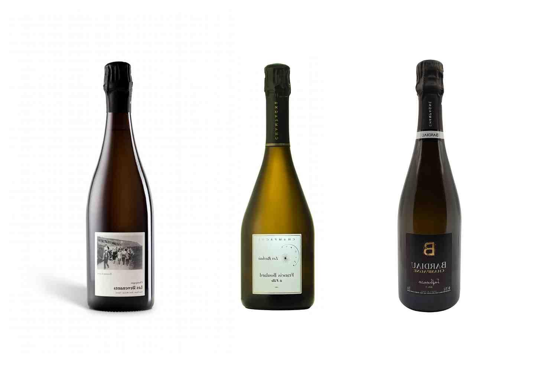 Quelle différence entre vin et champagne ?