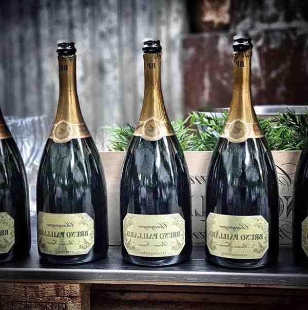 Quelle est la plus grande marque de champagne ?