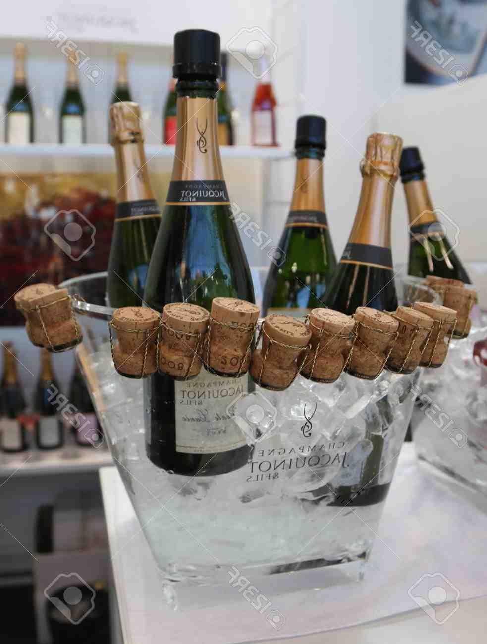 Qu'est-ce qu'il y a dans le champagne ?