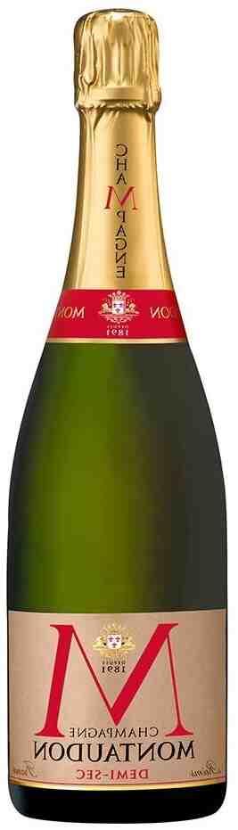 Quel est le meilleur champagne Demi-sec ?