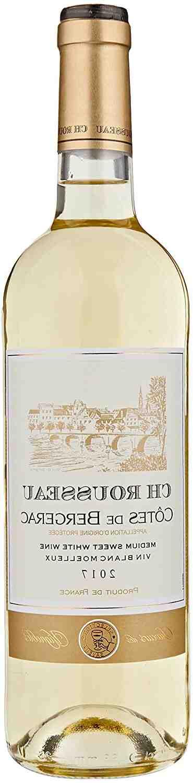 Quel est le vin blanc le plus moelleux ?