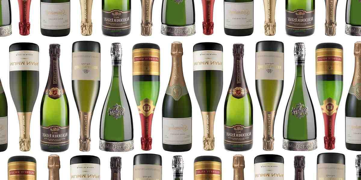 Pourquoi il y a des bulles dans un verre de champagne ?